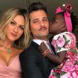 Títi, filha de Bruno Gagliasso e Giovanna Ewbank, foi alvo de ataques racistas pela quarta vez, no final de novembro