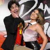 Lucas Veloso avalia pedido de namoro à bailarina Nathalia Melo: 'À altura'