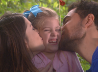 'Carinha de Anjo': Cecília e Gustavo querem morar com Dulce Maria após casamento