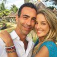 Ticiane Pinheiro e Cesar Tralli estão hospedados no Taj Exotica Resort & Spa um hotel cinco estrelas onde as diárias chegam a custar até R$ 55 mil e oferece villas de luxo, piscina ampla de borda infinita, restaurantes, bar e academia