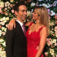 Casada com Cesar Tralli, Ticiane Pinheiro se diz feliz em reconstruir uma família: ' Acredito no laço familiar, essa coisa de rotina, sempre quis isso para minha vida'
