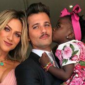 Assessoria de Giovanna Ewbank nega que Títi fará reality ao lado dos pais