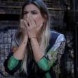 Marcos e Flávia vencem última Roça e eliminam Monick Camargo, em 5 de dezembro de 2017