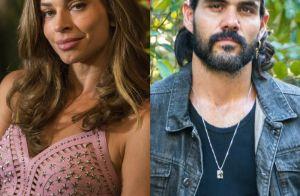 'O Outro Lado do Paraíso': encantada, Lívia transa com Mariano, ex de Sophia