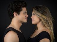 Namorada admite ciúmes de Lucas Veloso: 'Mas me controlo porque faz mal'