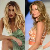 Nova Gisele Bündchen? Sasha é comparada à top model em foto sexy na internet