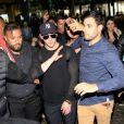 Bloqueio de seguranças impediu contato mais próximo de Nick Jonas com fãs brasileiros