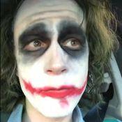 Tiago Leifert faz cosplay de Coringa na CCXP e afirma:'Só uma pessoa reconheceu'