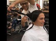Silvero Pereira muda visual e adota cabelo curto:'Me sentindo 10 anos mais novo'