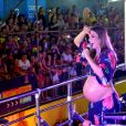 Ivete Sangalo afirmou que vai dar um jeito de ver seus artistas favoritos no Carnaval 2018