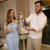 Solange Almeida se casa com empresário e joga buquê ao som de Pabllo Vittar