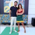 Juntos desde 2016, Mariana Goldfarb e Cauã Reymond moram juntos e desejam oficializar união