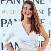 Camila Queiroz reduz rotina fitness por novela: 'Não enlouqueço por conta disso'