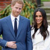 Príncipe Harry para de fumar cigarro a pedido da noiva, Meghan Markle