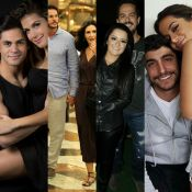 Retrospectiva 2017: relembre os casais de famosos formados durante o ano