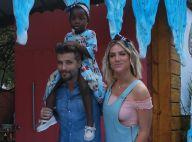 Bruno Gagliasso vibra com apoio de ativista americana após ataque à Títi: 'Amor'