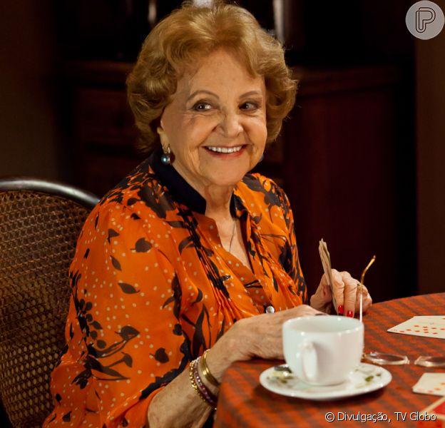 Eva Todor morreu aos 98 anos, no último domingo, 10 de dezembro de 2017