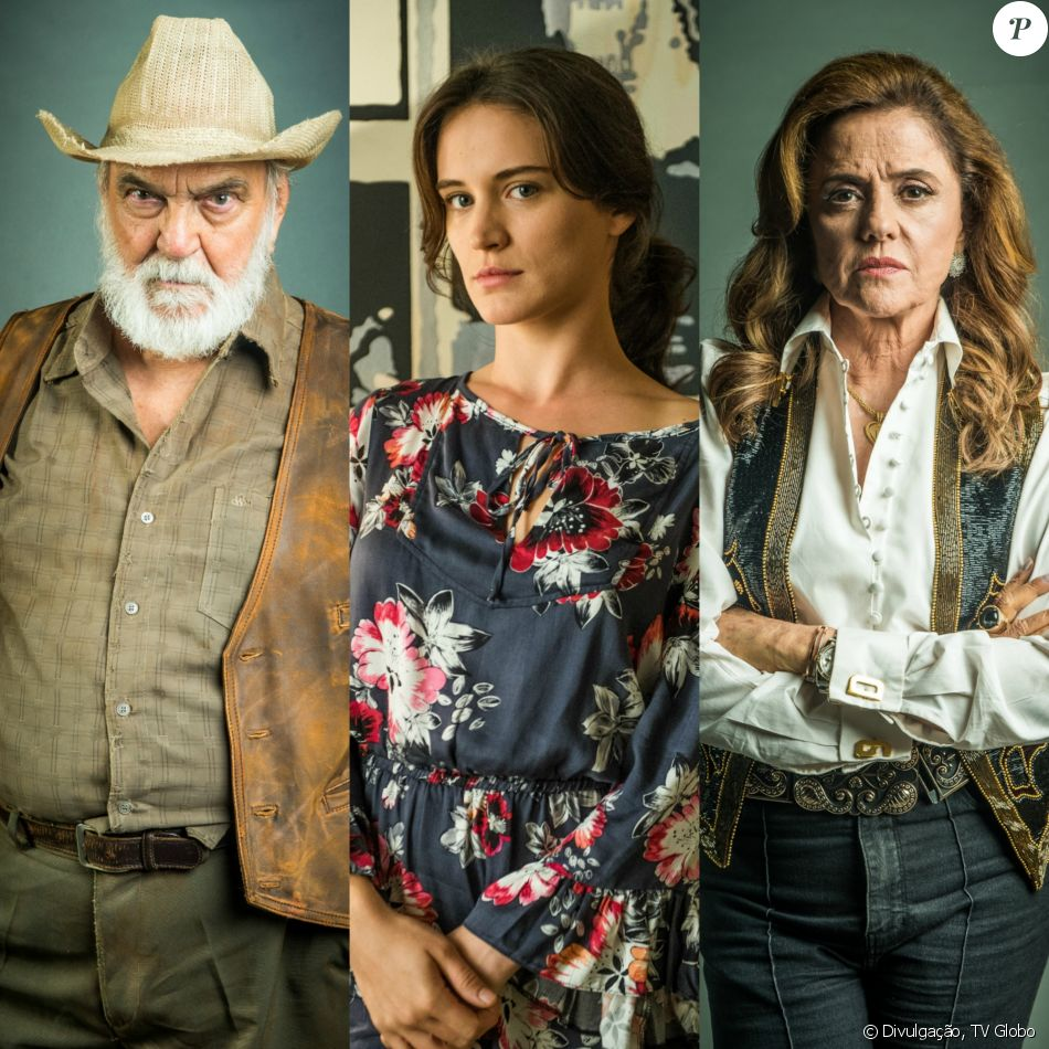 Clara (Bianca Bin) vai abrir mão das esmeraldas para Sophia (Marieta Severo) para livrar Josafá (Lima Duarte) da prisão em 'O Outro Lado do Paraíso'