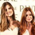Camila Queiroz embolsou R$ 600 mil para estrelar campanha com Marina Ruy Barbosa, diz a coluna 'Beira-Mar', da revista 'Veja Rio'