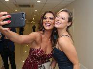 Paolla Oliveira reconhece prêmio de Juliana Paes na APCA e web elogia: 'Humilde'