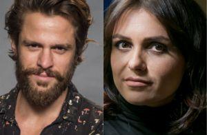 Alejandro Claveaux nega romance com Monica Iozzi: 'A gente acha que é primo'