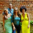 Beyoncé publicu uma foto com a família após polêmica com vídeo envolvendo a irmã e o marido, Jay-Z