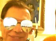 Festa do pijama! Silvio Santos comemora 87 anos em família: 'Do jeito que gosta'