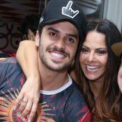 Veja fotos de Viviane Araujo com o affair, Kainan Ferraz, em ensaio do Salgueiro