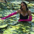 O casamento de Anitta acontece quando o clipe 'Is That For Me' era gravado na Amazônia