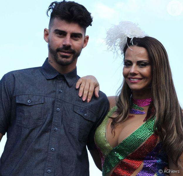 Viviane Araújo vai colocar à venda o apartamento em que vive no Recreio, no Rio, para dividir o dinheiro com o ex-noivo, Radamés