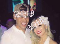 Eliana faz balanço de 2017 em festa de fim de ano: 'Ano difícil, mas vencemos'