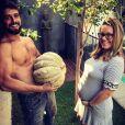 Mariana Bridi, mulher de Rafael Cardoso, descobriu que seu segundo filho será um menino