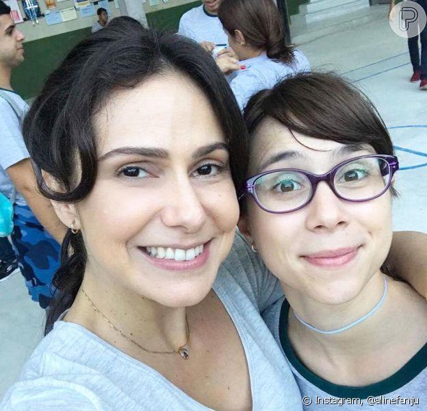 Aline Fanju, Josefina na novela 'Malhação' explica que Benê tem síndrome de Asperger, mas o autor preferiu não declarar isso na trama: 'A gente diz o quanto ela é diferente, diz que sim, em algum momento ela teve algum acompanhamento. Mas na trama mesmo, o autor não coloca que ela tem síndrome de Asperger'