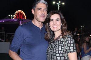 William Bonner pede para que superem separação com Fátima Bernades: 'Seguimos'