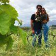 Marina Ruy Barbosa e Xande Negrão estão casados há dois meses
