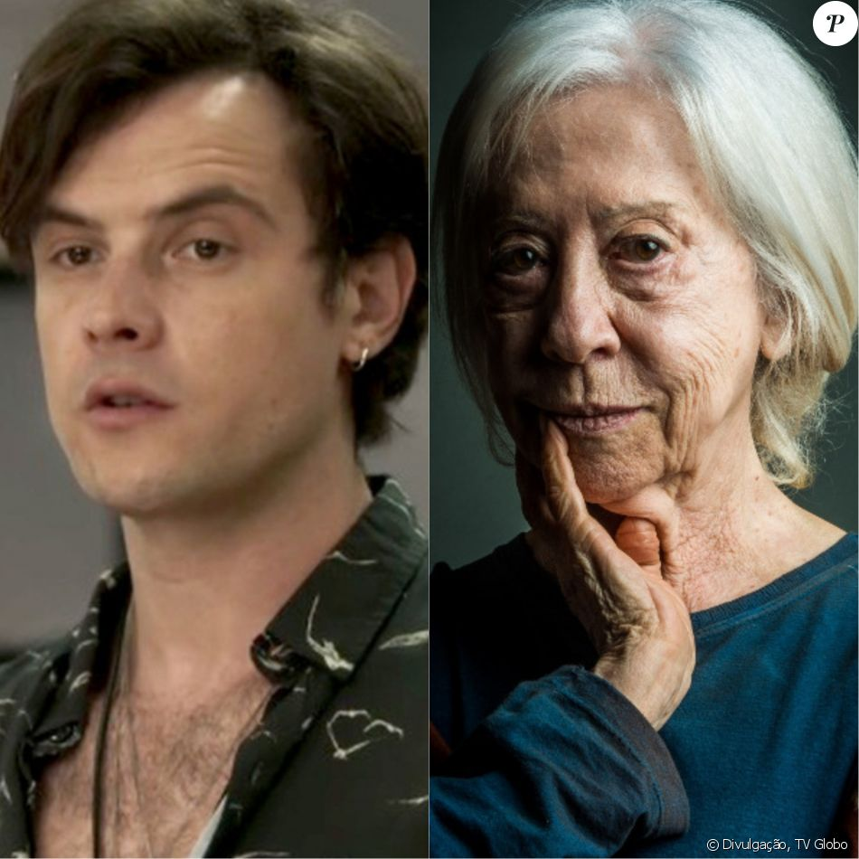 Gael (Sergio Guizé), possuído por espírito do mal, parte para cima de Mercedes (Fernanda Montenegro), nos próximos capítulos da novela 'O Outro Lado do Paraíso'