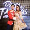 Namorada exalta relação com Lucas Veloso: 'Criamos um sentimento verdadeiro'