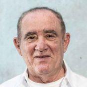 Renato Aragão admite TOC às cores de blusas que usa em casa. Detalhes!