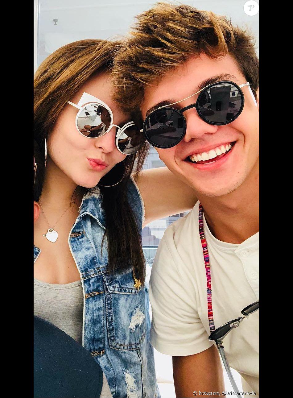 Larissa Manoela e Leonardo Cidade formam um casal prático e intenso, segundo a astrologia