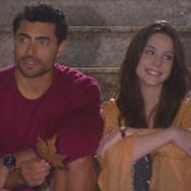 'Carinha de Anjo': Gustavo e Cecília convidam amigos para padrinhos de casamento