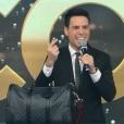 'Deve ser bom ter dinheiro, né?', brincou Luis Bacci