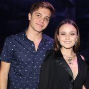 Leo Cidade avalia distância em namoro com Larissa Manoela: 'Conseguindo juntos'