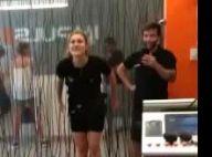 Sasha Meneghel adere a treino de eletroestimulação para Réveillon: 'Foco'. Vídeo