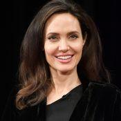 Angelina Jolie retira filhos da escola para minimizar diferenças culturais