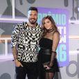 Aline Gotschalg e Fernando Medeiros ficaram juntos desde o fim do 'Big Brother Brasil'