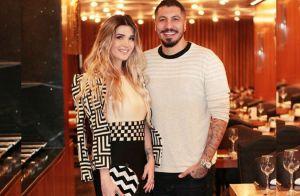 Fernando Medeiros vai passar fim de ano com a ex-mulher pelo filho: 'Importante'