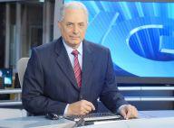 William Waack deixa TV Globo após comentário racista: 'Encerramento consensual'