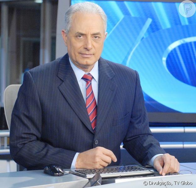 A TV Globo anunciou a demissão de William Waack nesta sexta-feira, 22 de dezembro de 2017