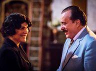 'Tempo de Amar': para salvar finanças do bordel, Lucerne seduz José Augusto