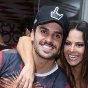 Namorado de Viviane Araujo lamenta distância da atriz: 'Saudade, princesa'
